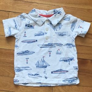 Carters polo shirt